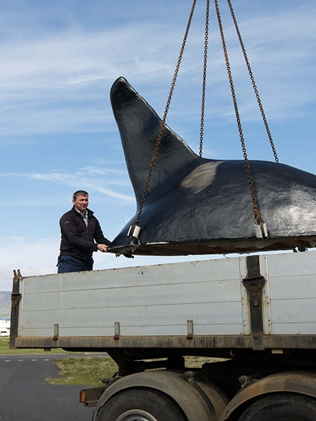Lifting the Orca
